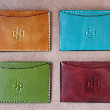 Patina-leather-goods-hand-coloured-wallets-card-holders-Dominique-Saint-Paul-Saigon-Ho-Chi-Minh-City-Vietnam