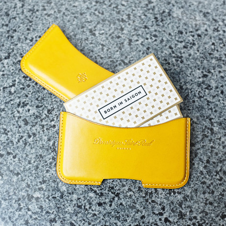 Dominique-Saint-Paul-leather-business-card-holder-saigon-vietnam-hochiminh-city