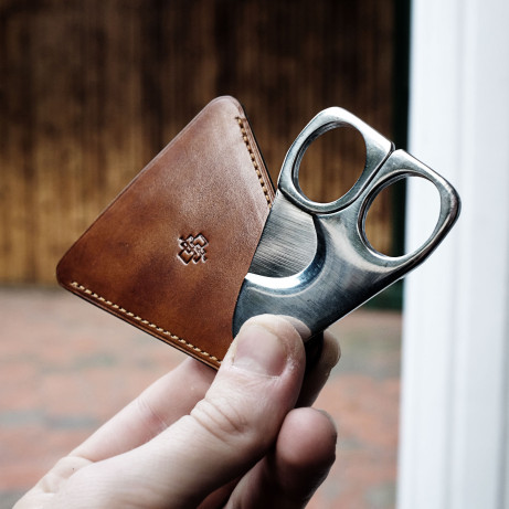 Bespoke-custom-made-cigar-cutter-case-Dominique-Saint-Paul-leather-goods-saigon-vietnam-hochiminh-city