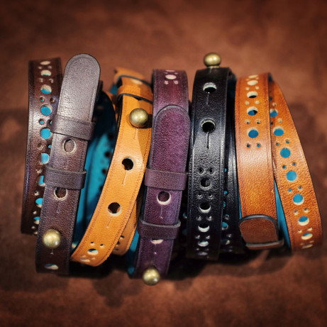 Leather-bracelets-online-shop-buy-online-online-shop-Dominique-Saint-Paul-Saigon- Hochiminh-City-Vietnam