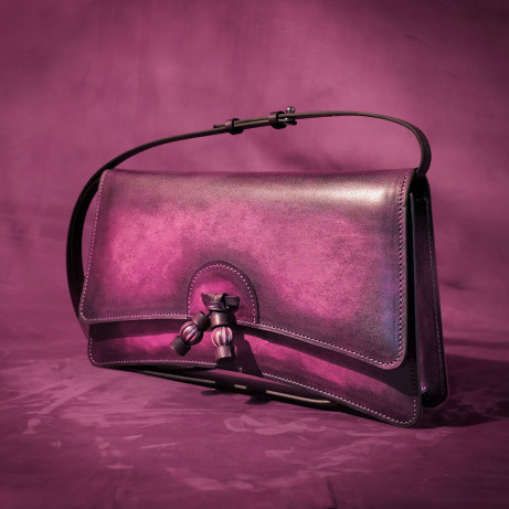 DSP-purple-evening-clutch-bag