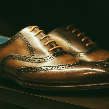Dominique saint paul - Brogue shoes