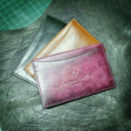 Dominique-Saint-Paul-pocket-size-evening-wallets-patina-hand-colouring