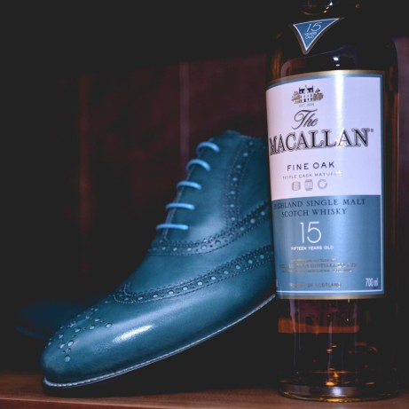 Dominique-Saint-Paul-The-Macallan-shoes-patina-hand-coloured-full-brogues
