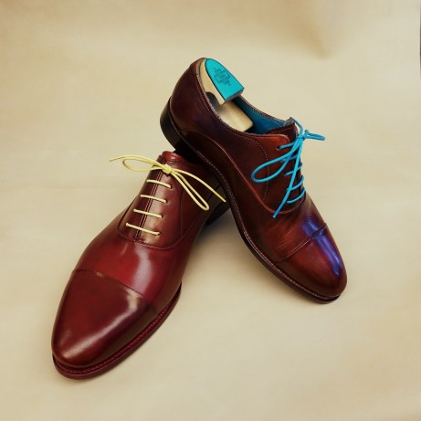 Dominique-Saint-Paul-shoes-little-large-sizes-width-made-to-order-dress-shoes-Goodyear-welted-hand-colouring-patina