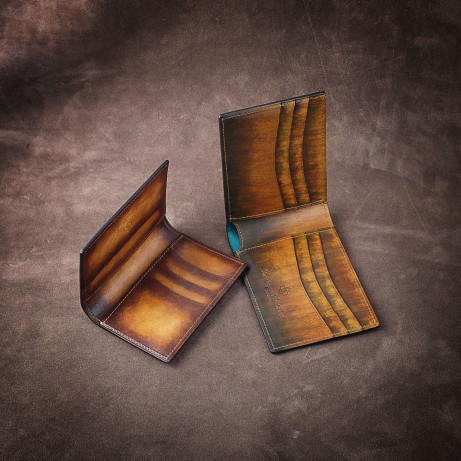 Dominique-saint-paul-leather-patina-hand-coloured-wallets-ho-chi-minh-city-vietnam-saigon-luxury